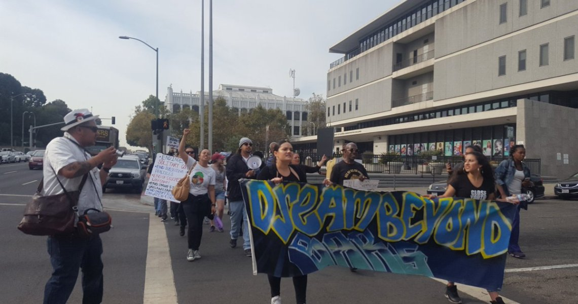 Two-Week Hunger Strike at Santa Clara County Jail, California