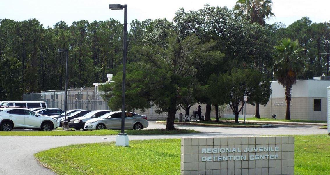 Uprising at Volusia Regional Juvenile Detention Center, Florida