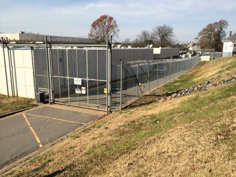 Attack on Guards at Iredell County Detention Center, North Carolina