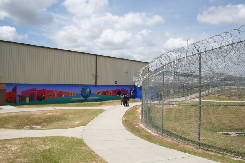 Uprising at Eastman Youth Detention Center, Georgia