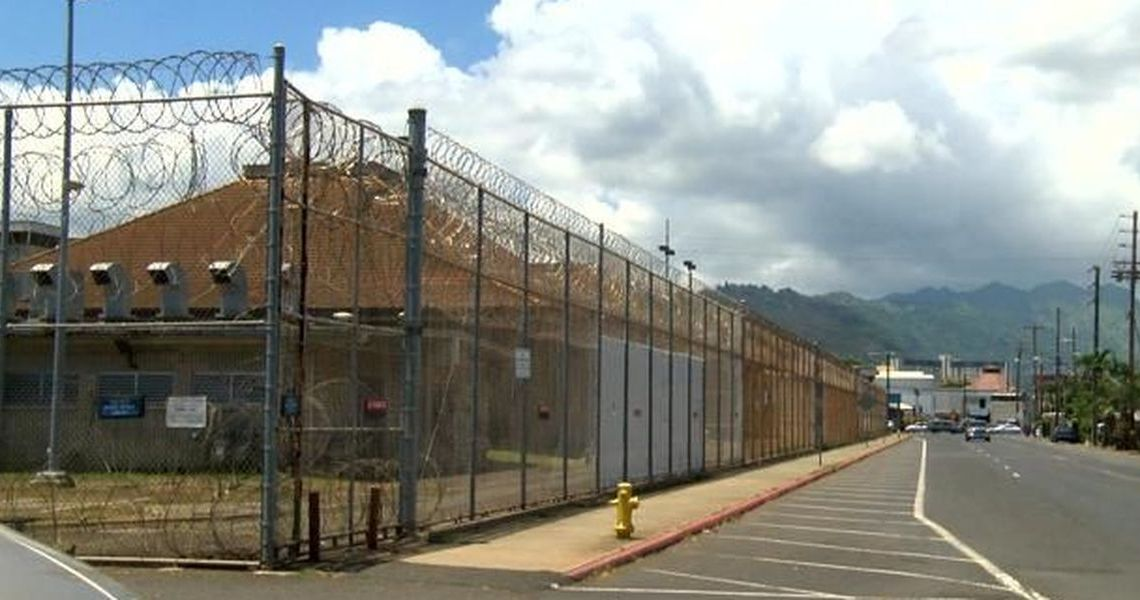 Attack on Guards at Oahu Correctional Center, Hawaii
