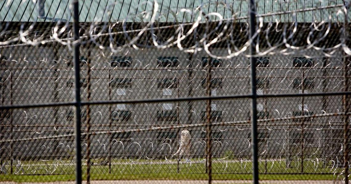 Disturbance at Lieber Correctional Institute, South Carolina