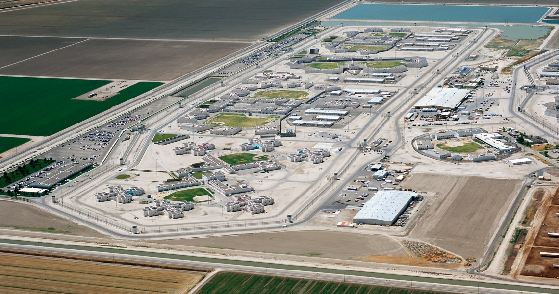 Food Strike at California State Prison, Corcoran