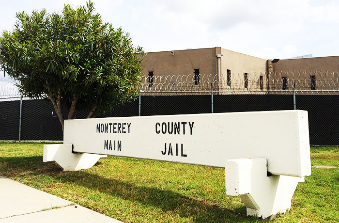 Attack On Guards at Monterey County Jail