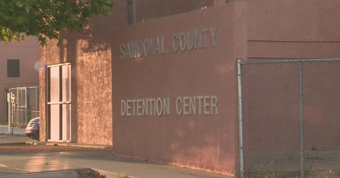 Uprising at Sandoval County Detention Center, New Mexico