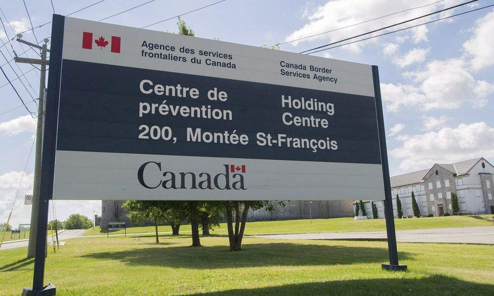 Hunger Strike at Laval Immigration Holding Centre, Quebec Against COVID-19 Conditions