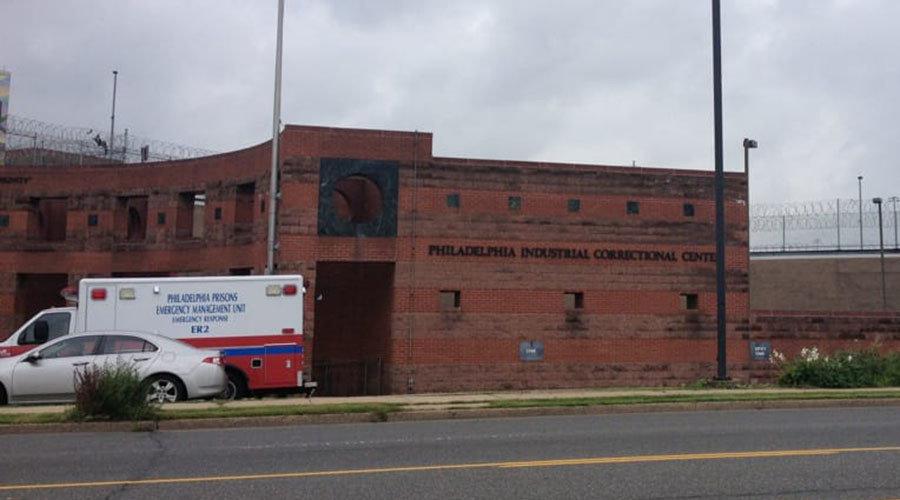 Disturbance at Philadelphia Industrial Correctional Center During COVID-19 Quarantine