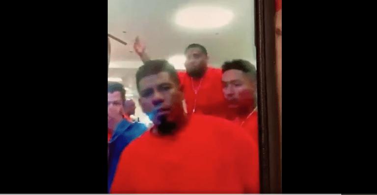 Hunger Strike at Krome Detention Center, Florida