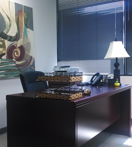 105 Sq. Ft. Window Office Available   Nashville Office Space