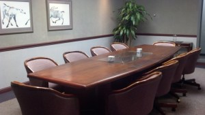 Executive board room rental - Nashville
