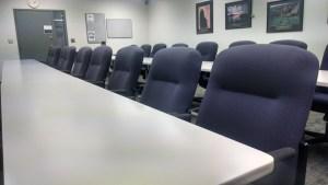 Training room for 30 in Nashville
