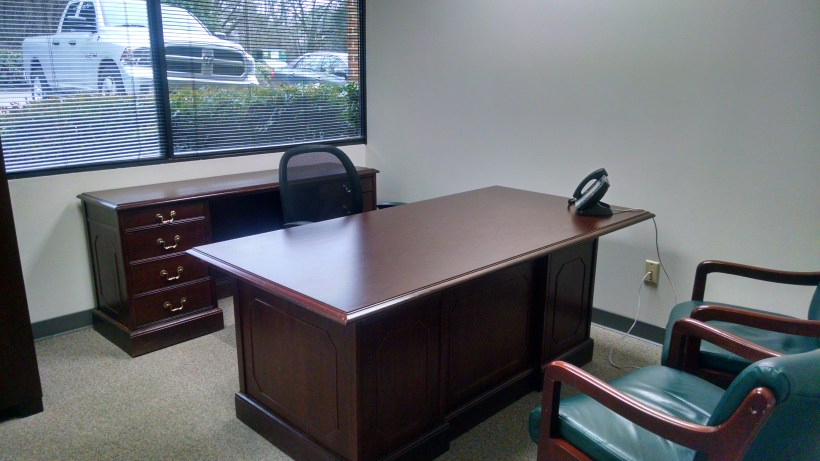 Nashville Window Office for Rent