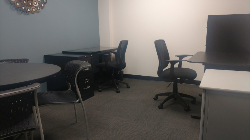 Quiet coworking available now in Nashville!