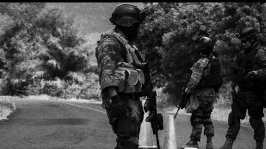 Militares en Jalisco