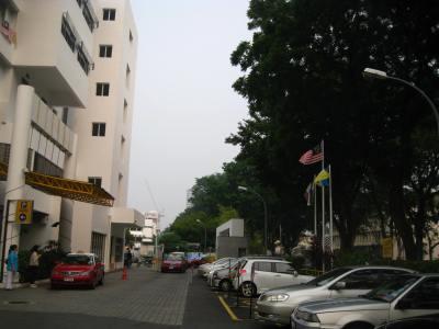Berobat ke Island Hospital di Pulau Penang, Malaysia dari ...
