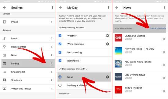 Menjadikan Google Now Bisa Membaca Berita untuk Anda