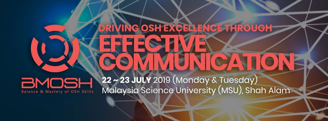 BMOSH: Driving OSH Excellence Through Effective Communication