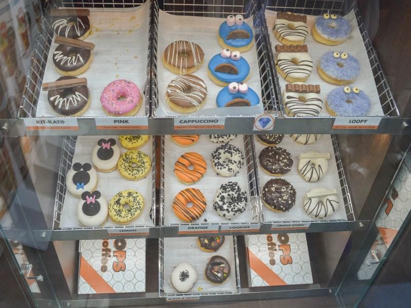 Taste Testing: Donuts in Dublin