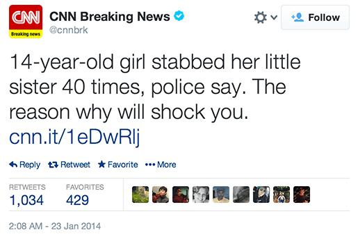 CNN Is Terrible