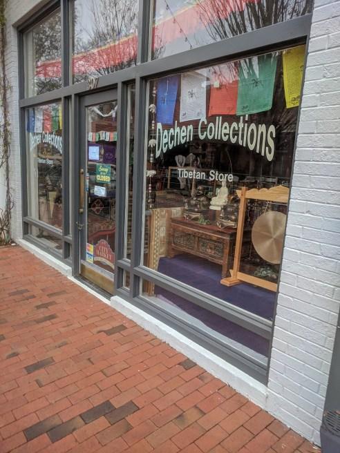 Dechen Collections, a Tibetan store