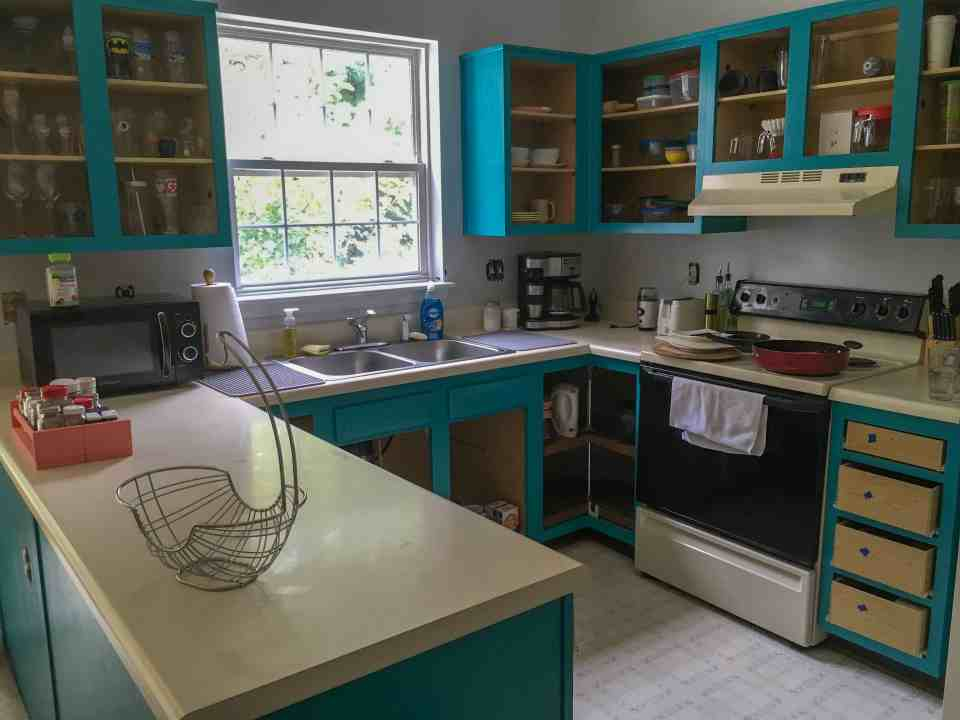 The Ultimate Guide to Painting Kitchen Cabinets