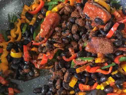 My favorite cooking tips, from mini peppers to freezing enchilada sauce.