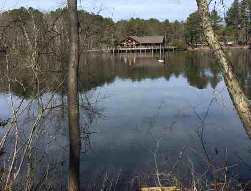 Three Lakes Park Nature Center