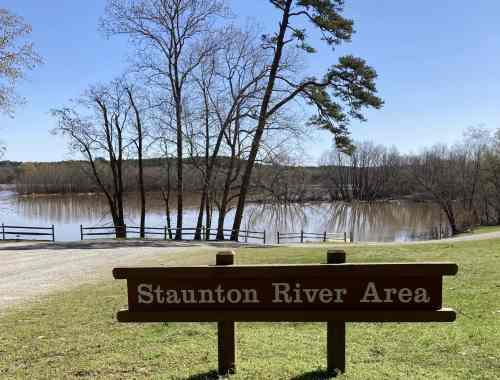 Staunton River Area
