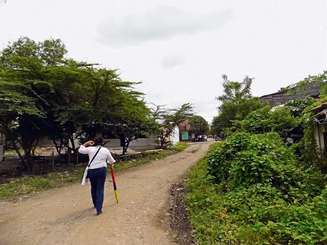 El Carare ha sido un pueblo víctima del conflicto armado que hasta ahora comienza a ser reparado. FOTO/ SILVIA MARGARITA MÉNDEZ MANOSALVA