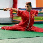 El reto del wushu es convertirse en un deporte en la agenda deportiva de los Juegos Olímpicos, como las artes marciales rivales del taekwondo, judo y karate. /FOTO DIANA CATALINA SERRANO ORDÓÑEZ