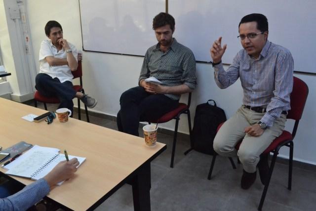Yesid Lancheros habló de los cambios que han hecho los medios de comunicación en los que trabaja para tener mayor aprobación en la audiencia. FOTO: Óscar Toloza Navarro