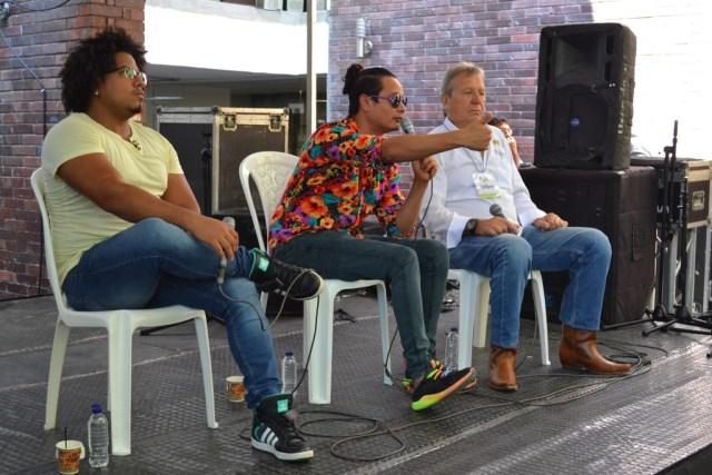'La Pupileta', según Aníbal Hernández, fue la canción que hizo a 'Bazurto All Stars' reconocidos ya que era pegajosa y mostraba un contenido social. /FOTO: ÓSCAR TOLOZA