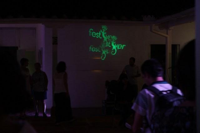 Después de la inauguración se realizó un coctel en el hotel La nube posada. Asistieron realizadores, invitados y directivos del festival. /FOTO FELIPE ARENAS GALLO.