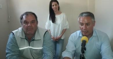 El diputado nacional José Núñez visitó el departamento 9 de Julio
