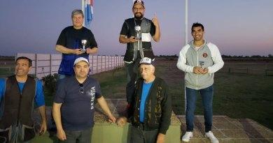 Primer puesto para el Club de Tiro de Villa Minetti en Santiago del Estero