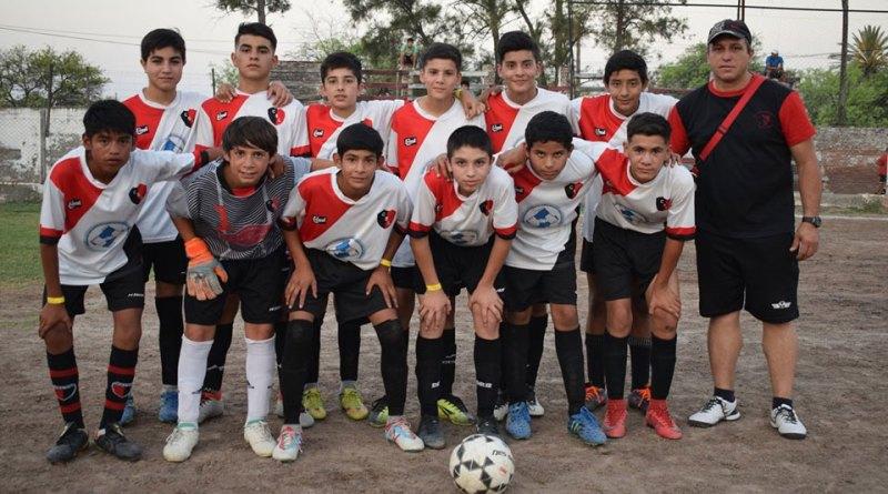 Fútbol infantil: San Lorenzo de Tostado campeón en Añatuya