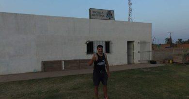 La pandemia no frena el crecimiento de la Escuela de Fútbol Los Tigres de Villa Minetti