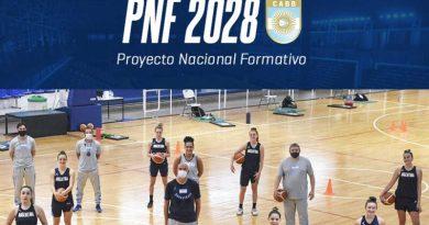 Básquet: 4 jugadoras de San Lorenzo de Tostado elegidas entre 102 del país para el Programa Nacional Formativo