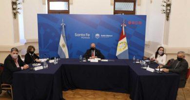 Santa Fe, Chaco y Santiago del Estero valoraron los avances de las obras y proyectos en los Bajos Submeridionales