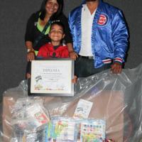 Huichol gana tercer lugar del concurso El Niño y la MAR