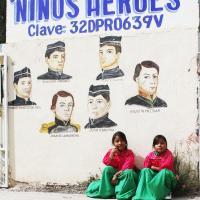 De los Niños Héroes a...los Wixárikas
