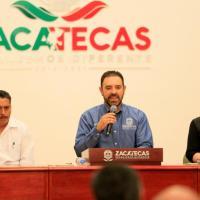 Acuerdan Tello y SUPDACOBAEZ sentar bases para Viabilidad Financiera del COBAEZ