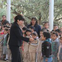 Ayuntamiento capitalino beneficiará a 570 infantes de Primaria Francisco Berúmen Varela