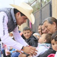 Carlos Peña se compromete a llevar Desarrollo a los 13 municipios del 3er Distrito