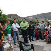 Atingencia y rapidez para atender a Municipios: Raúl Rodriguez Márquez