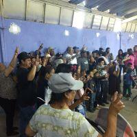 Gestionará El Ro mejorar condiciones de vida de vecinos de Cieneguillas y Francisco I. Madero