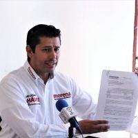 Se declara Julio César arriba en las encuestas X Guadalupe, reta a debatir