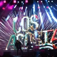 Los Acosta siempre... Tropicalísimo y Chico Che Chico, deleitan a multitud