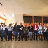 Van 17 estados visitados y anuncia David Monreal, 7 mil millones de pesos para Zacatecas
