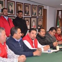 PRI amenaza con toma de Carreteras y Oficinas Públicas, de no atenderse demandas de Zacatecanos